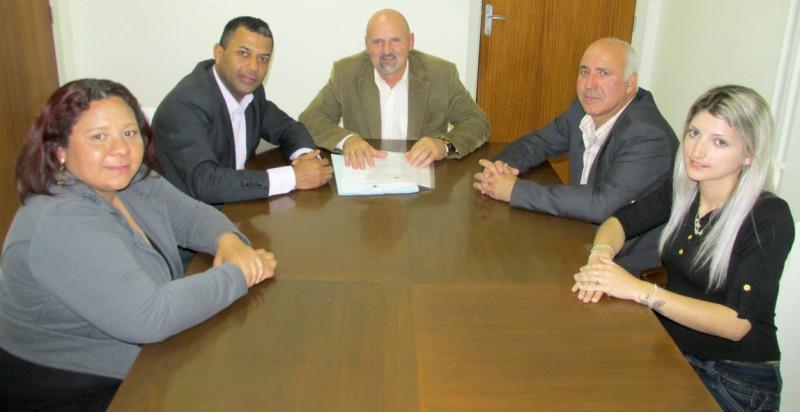 prefeito Bonato 3 conselheiros e vereador Armando_web