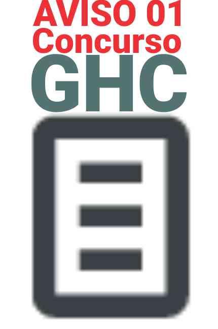 GHC CONCURSO AVISO 1