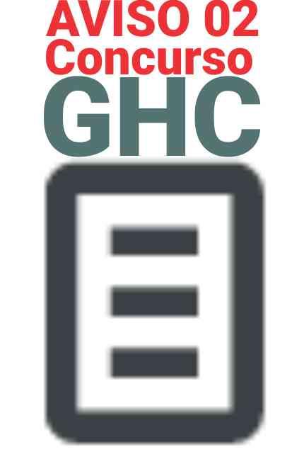 GHC CONCURSO AVISO 2