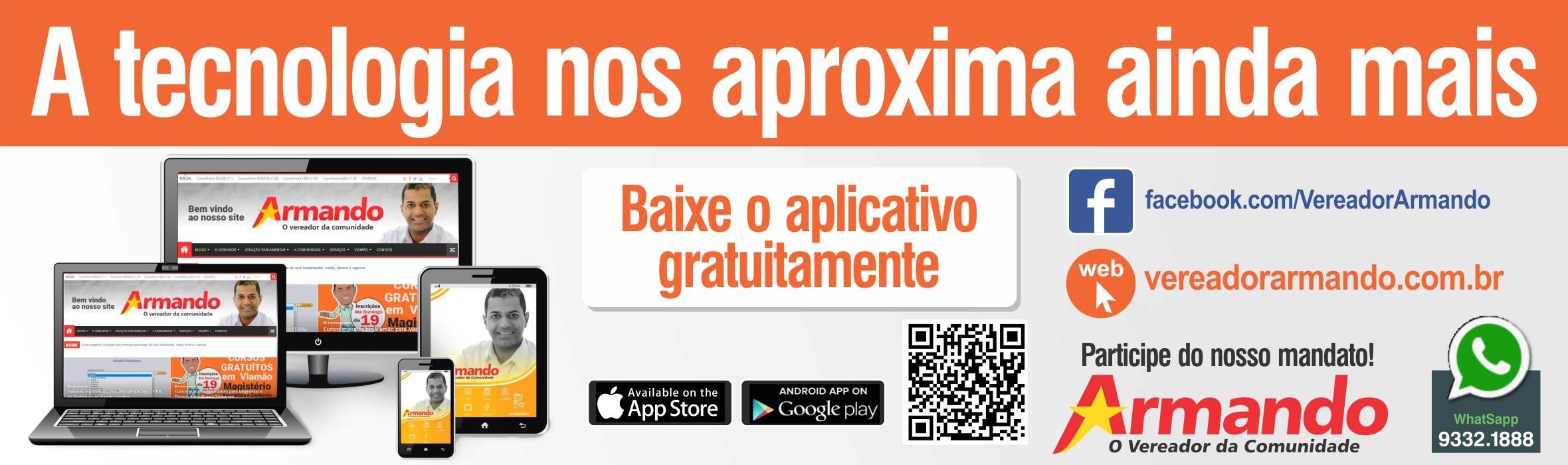 aplicativo _vereadorarmando.com.brr