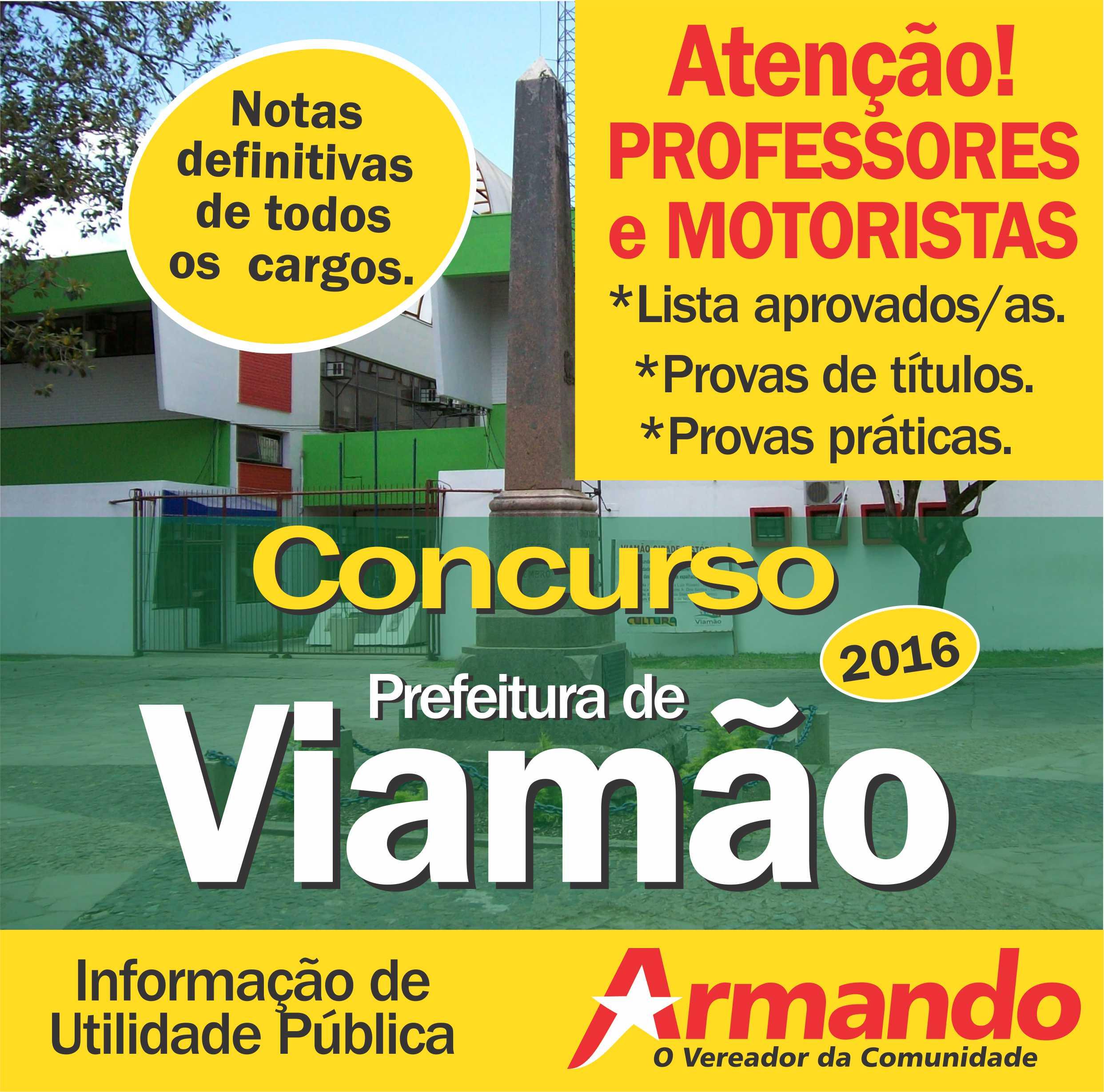 noticias concurso viamao_vereadorArmando