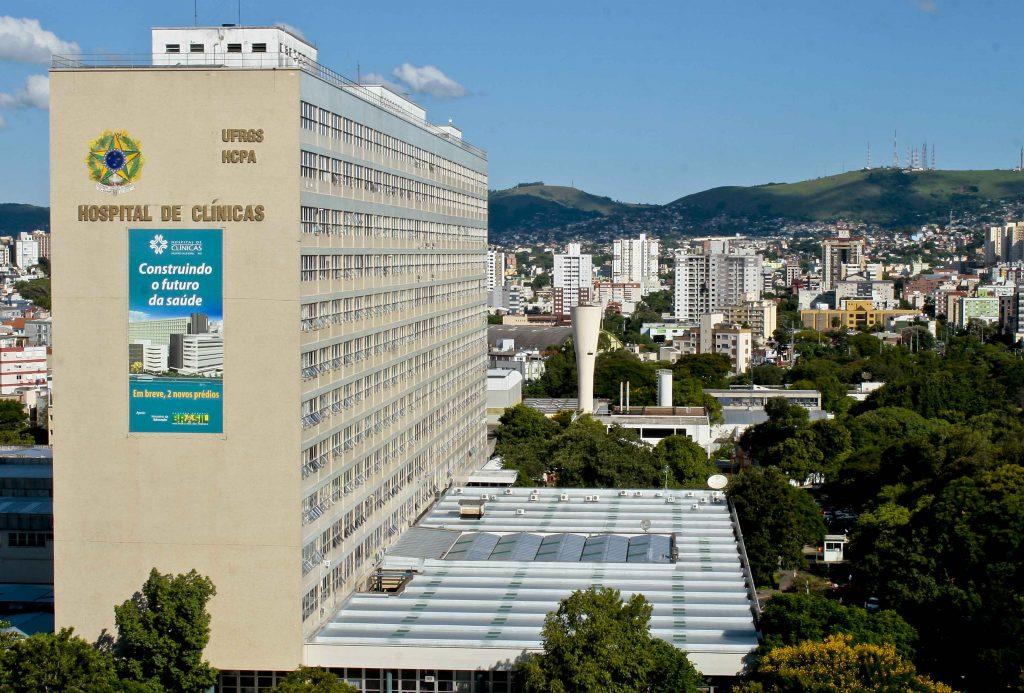 Porto Alegre, 06/03/2014 Prefeito sanciona hoje projeto para ampliar Hospital de Clínicas Foto: Joel Vargas/PMPA