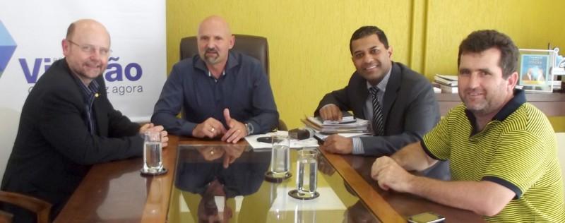 Bohn Gass , Bonatto, Armando e Paulinho